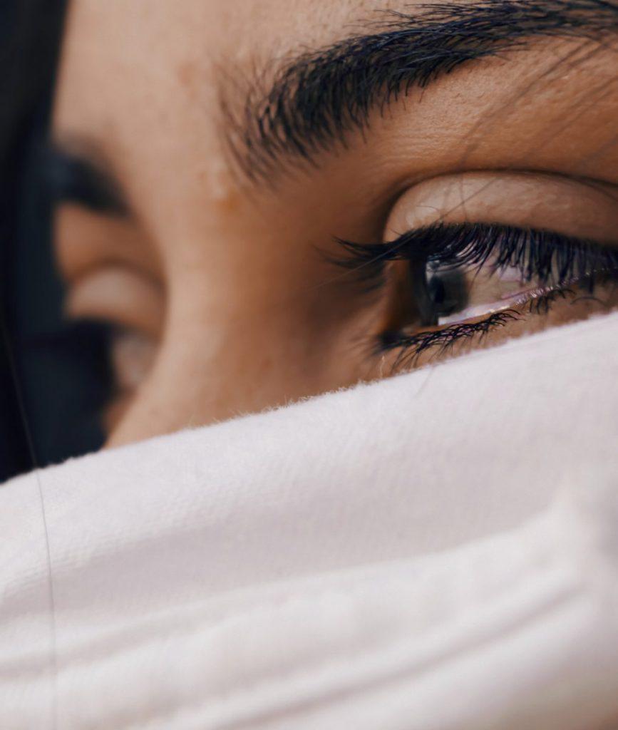 EMDR Augen Seelentrauma