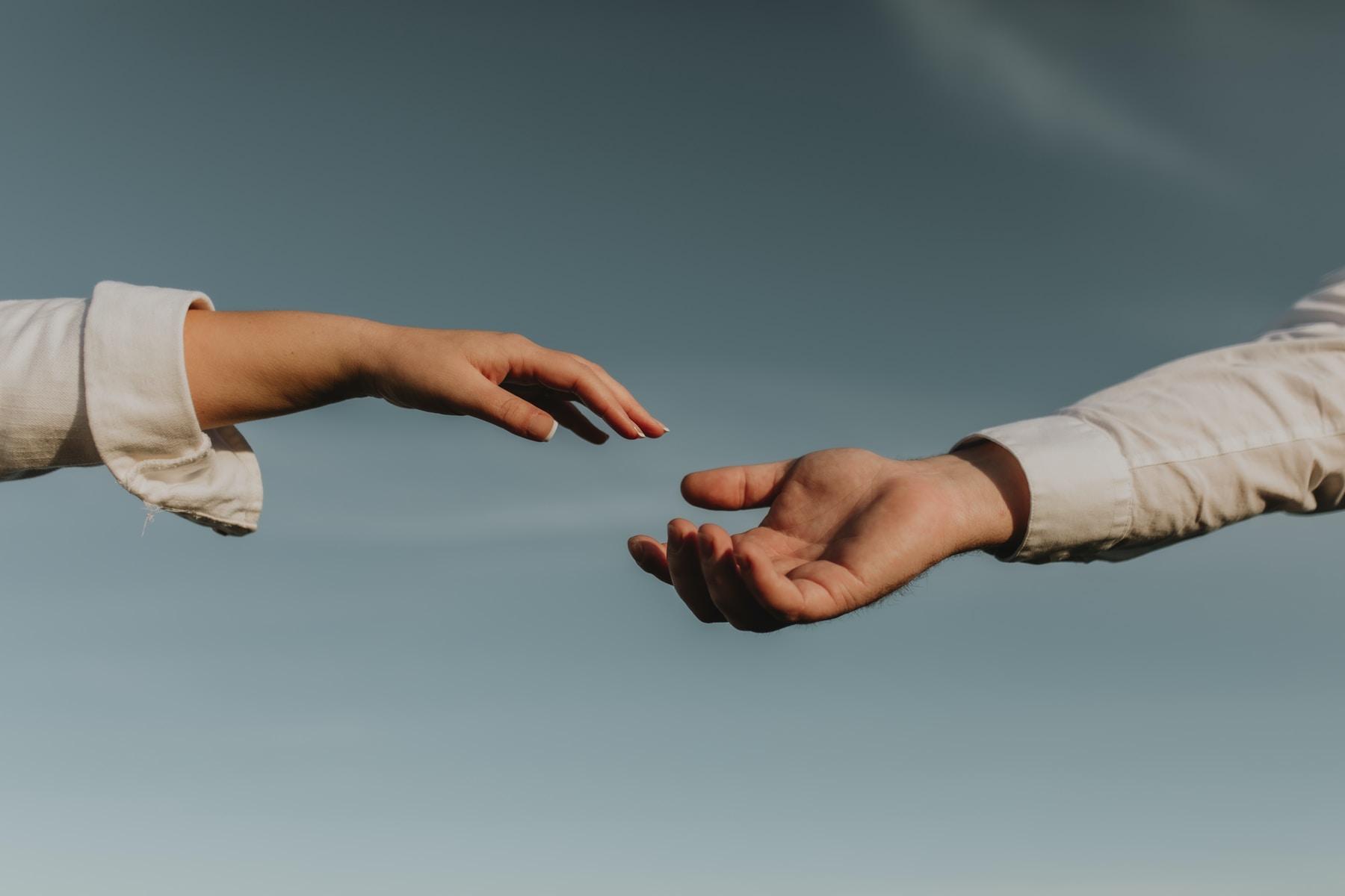 Transformation der Beziehung